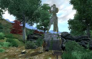 Meridia Quest Shrine