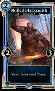 Skilled Blacksmith (Legends) DWD