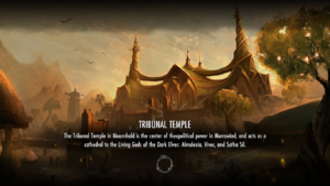 ESO Tribunal Temple load screen