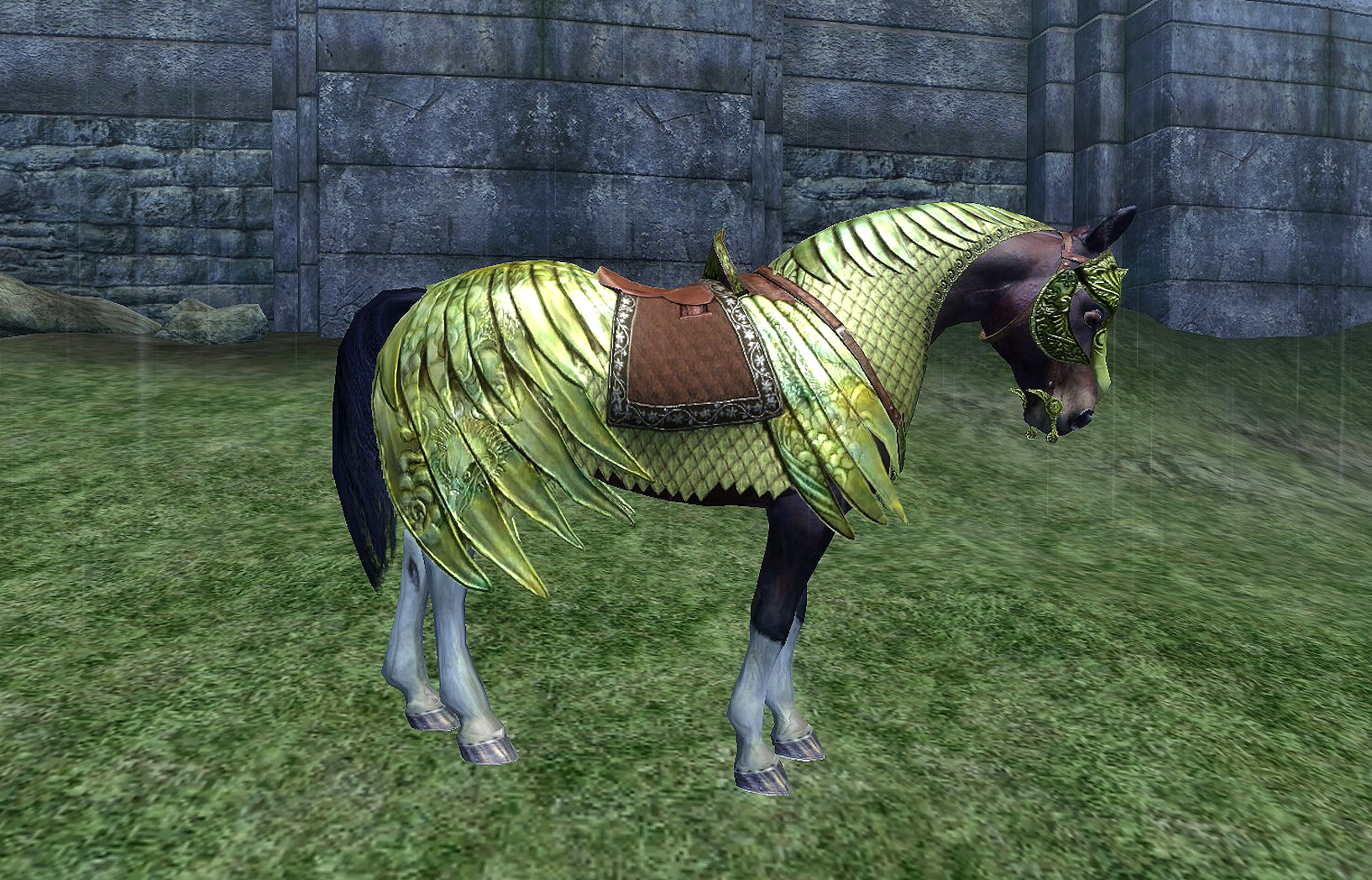 Horse Armor | Elder Scrolls | Fandom