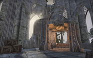 Silaseli Ruins Crafting Station