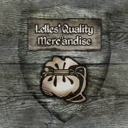File:TESIV Sign Lelles Quality Merchandise.png
