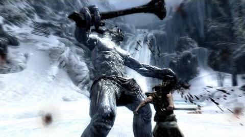 The Elder Scrolls V Skyrim Dawnguard - Debut Trailer en Español E3 2012