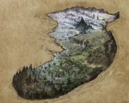 Wrothgar mappa 3D