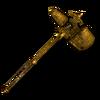 Двемерский боевой молот (TESIII)