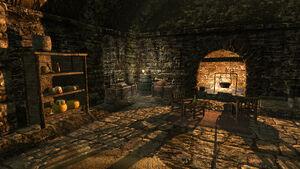 Дом Валиндора - гостиная