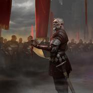 Empire Recruiter card art