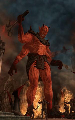 Mehrunes Dagon (Oblivion)-0