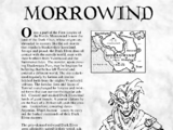 Pocket Guide to the Empire, First Edition: Morrowind
