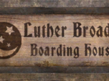 Luther Broad's Boarding House