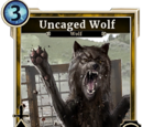 Uncaged Wolf