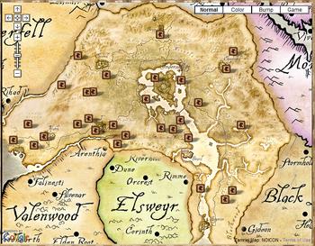 Wayshrines Oblivion Elder Scrolls Fandom Powered By Wikia