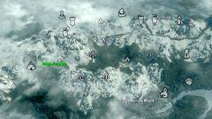 Карта Шахта Мор Казгур