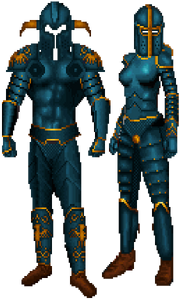Arena - Full Plate Armor M & F