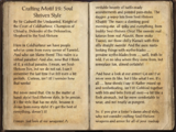 Crafting Motif 29: Soul-Shriven Style