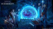 ESO Summerset Wallpaper Psijic Monks Horizontal