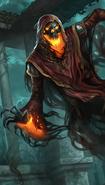 Gloom Wraith card art