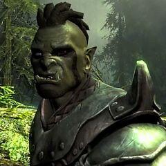 Orsimer w The Elder Scrolls V: Skyrim