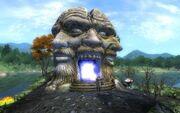 The Elder Scrolls IV-Shivering Isles-gate