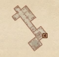 Замок Чейдинхол - Темница. План