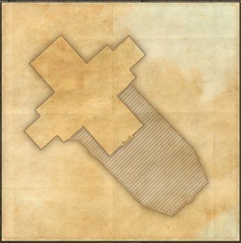 Cellar bedchamber map