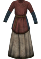 Girl's Red Dress.png