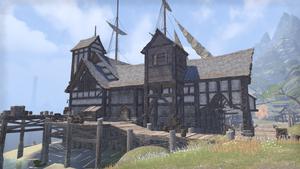 Здание в деревне Кеглин 10