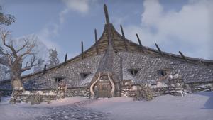 Здание в крепости Фарун 4