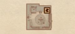 Мистические архивы - верхний уровень. План