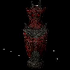 Пепельная статуя