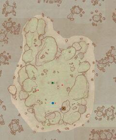 Пещера Неистощимый Источник (остров). План