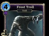 Frost Troll (Legends)