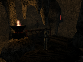 Ghostgate Sharapli Interior Morrowind