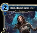 High Rock Summoner