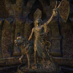 Kaplica Clavicusa Złośliwego i Barbasa z gry The Elder Scrolls Online