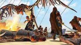 L'attacco di Nafaalilargus