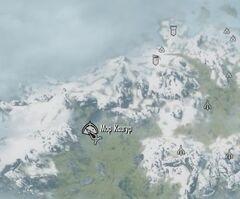 Mor Khazgur map