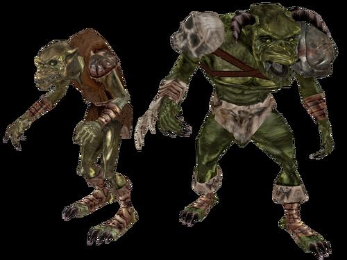Morrowind goblin