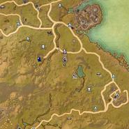 Shattering Sword Map