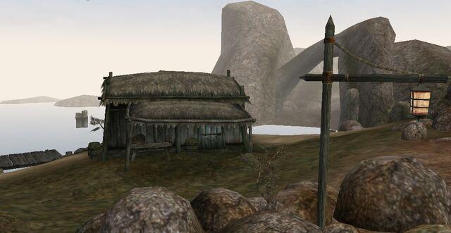 File:TES3 Morrowind - Ald Velothi - Ienas Arvel's Shack exterior.jpg