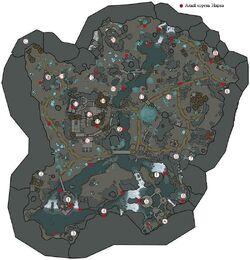 Карта Чёрного Предела