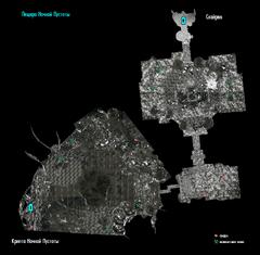 План Пещеры Ночной Пустоты