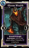 Gloom Wraith (Legends) DWD