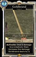 Goldbrand Beta Placeholder DWD