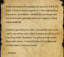 Nettira's Journal