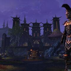 Twierdza Smutku w The Elder Scrolls Online