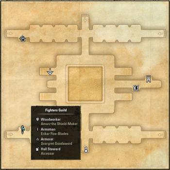 Waistworks map