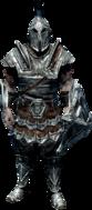 Имперская броня с закрытым шлемом (м)