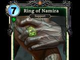 Кольцо Намиры (карта)