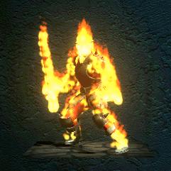Огненный даэдра